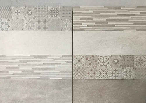 Pavimenti in gres porcellanato effetto cementine archiproducts