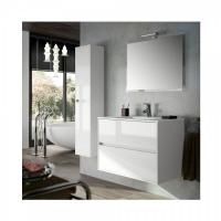 Salgar noja sospeso grigio opaco 1000 arredo bagno salgar outlet ceramiche - Salgar mobili bagno ...